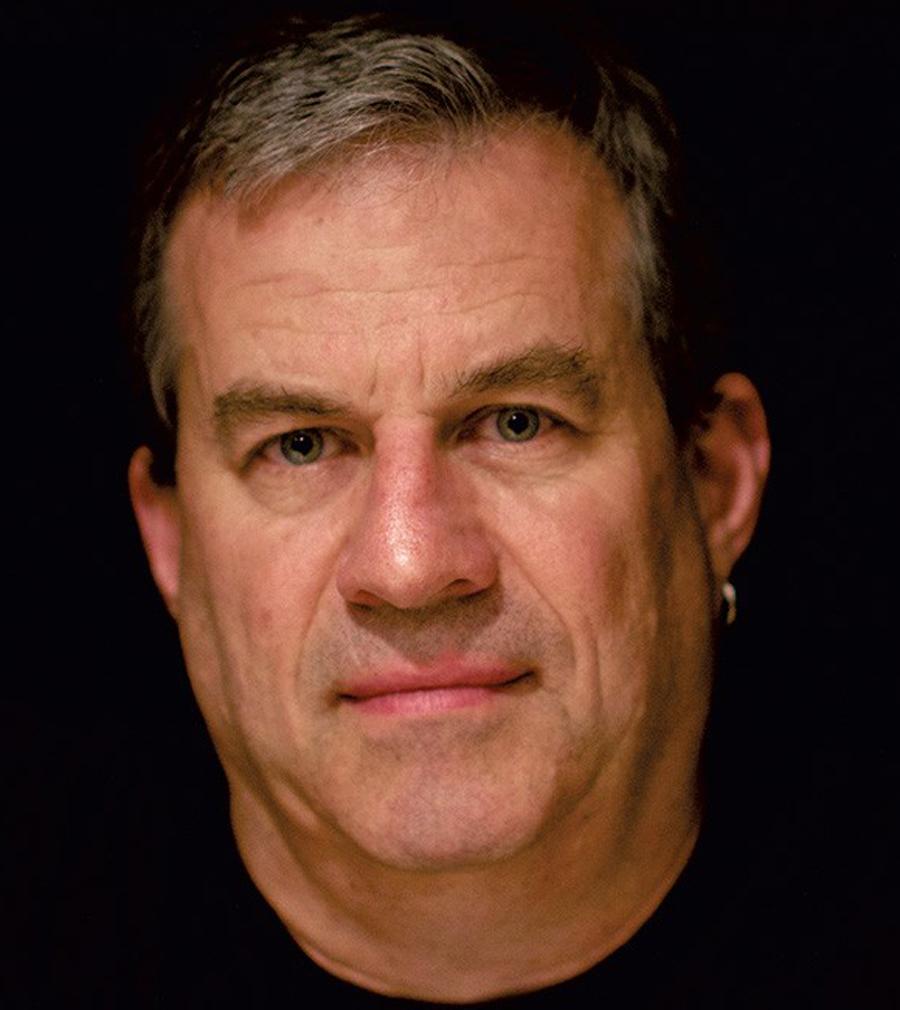 Sam Quinones Portrait